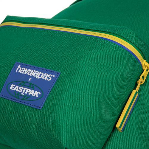 Havaianas Padded Pak'r® Green Havaianas by Eastpak