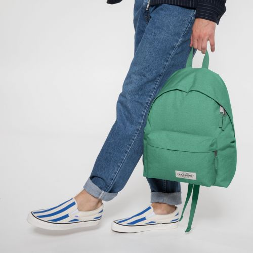 Padded Pak'r® Muted Mint Backpacks by Eastpak - view 0
