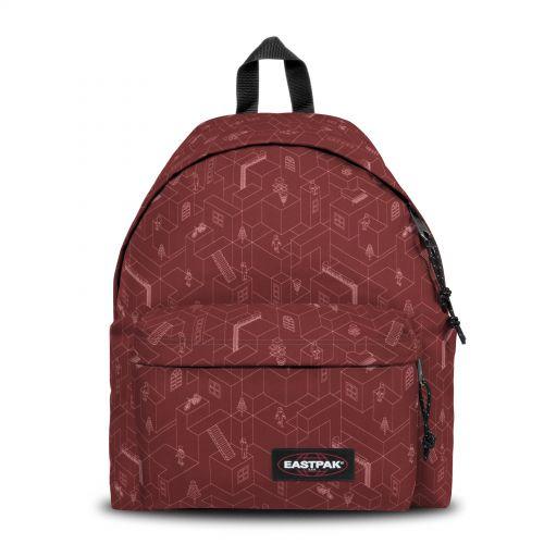 Padded Pak'r® Blocks Brisk Backpacks by Eastpak