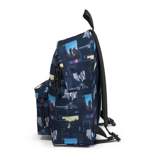 Padded Pak'r® Shapes Blue Backpacks by Eastpak