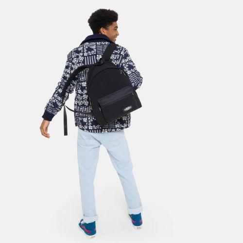 Padded Pak'R® Fleeced Black Default Category by Eastpak