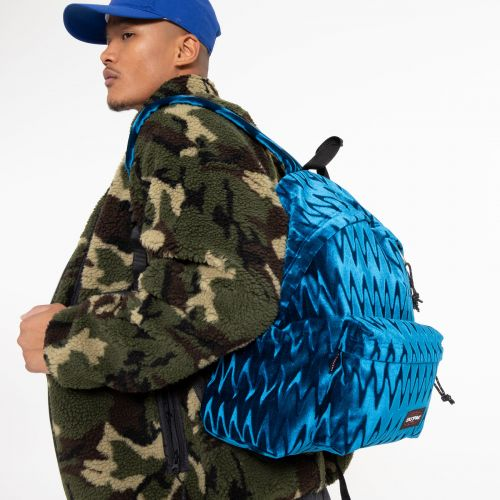 Padded Pak'r® Velvet Blue Backpacks by Eastpak - view 0