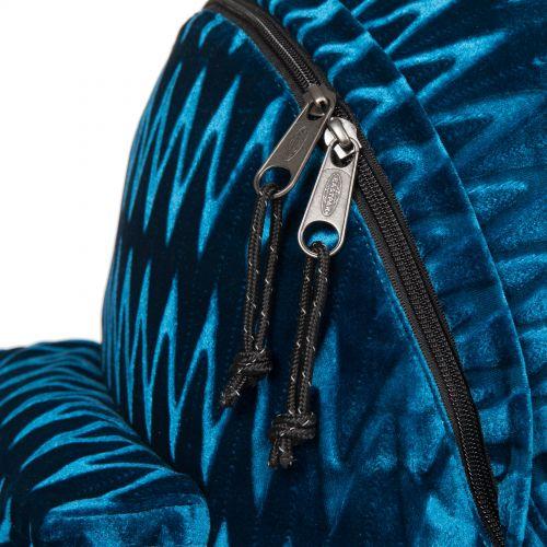 Padded Pak'r® Velvet Blue Backpacks by Eastpak