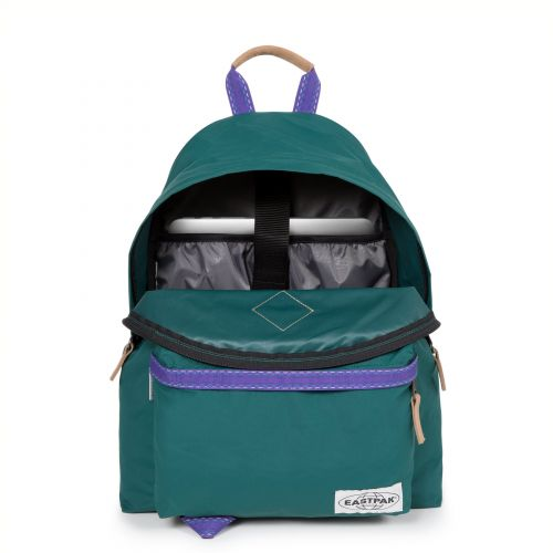 Padded Pak'r® Into Native Green Backpacks by Eastpak