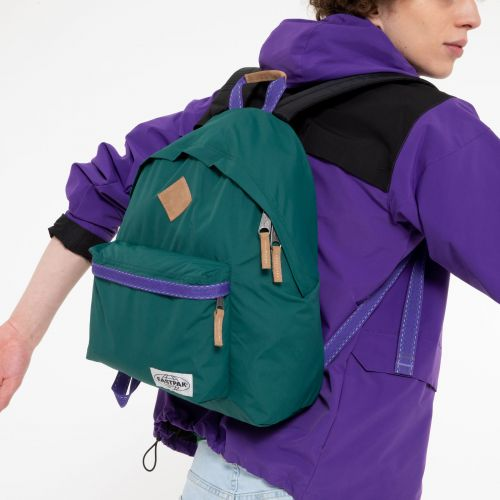 Padded Pak'r® Into Native Green Backpacks by Eastpak - view 0