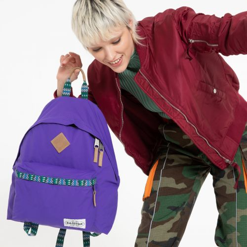 Padded Pak'r® Into Native Purple Backpacks by Eastpak - view 0