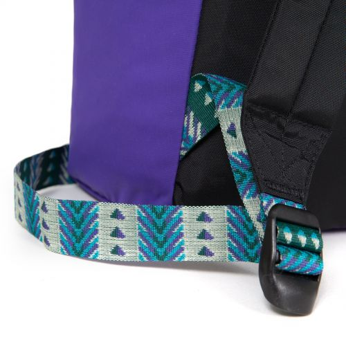 Padded Pak'r® Into Native Purple Backpacks by Eastpak