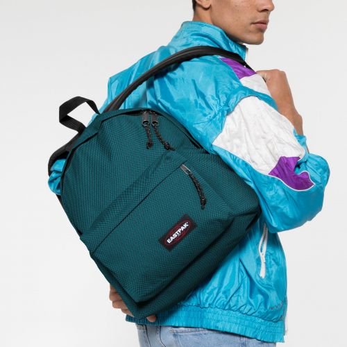 Padded Pak'r® Meshknit Blue Backpacks by Eastpak - view 0