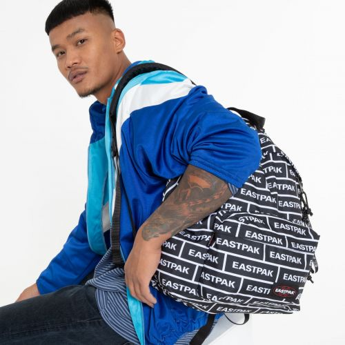 Padded Pak'r® Bold Branded Backpacks by Eastpak - view 0