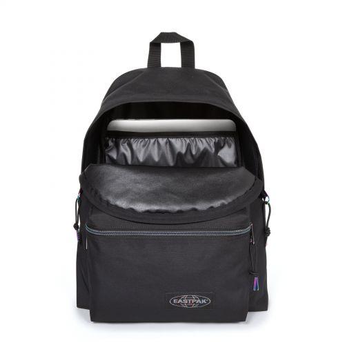 Padded Pak'R® Pearl Black Backpacks by Eastpak