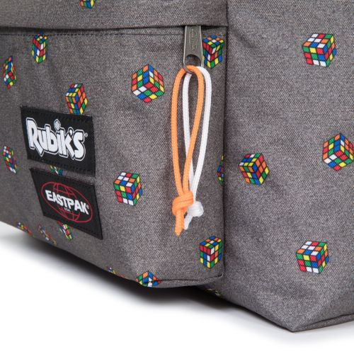 Padded Pak'R® Rubik'S Grey Default Category by Eastpak