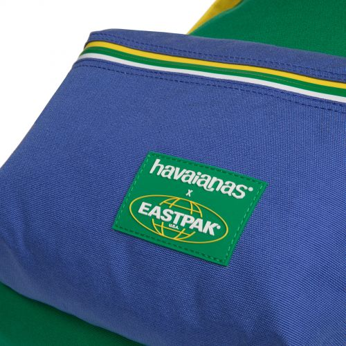 Havaianas Padded Pak'r® Mixed Green Havaianas by Eastpak