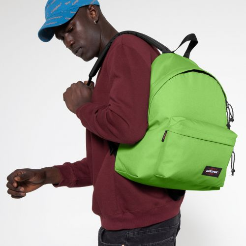Padded Pak'R® Fresh Apple Green Default Category by Eastpak