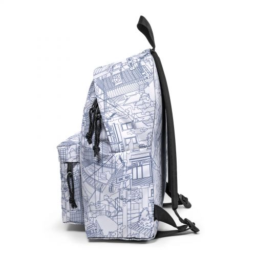 Padded Pak'R® Master White Default Category by Eastpak