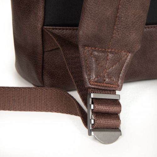 Padded Pak'R® Grained Brown Default Category by Eastpak
