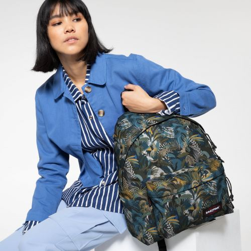 Padded Pak'R® Jam In The Leaves Default Category by Eastpak