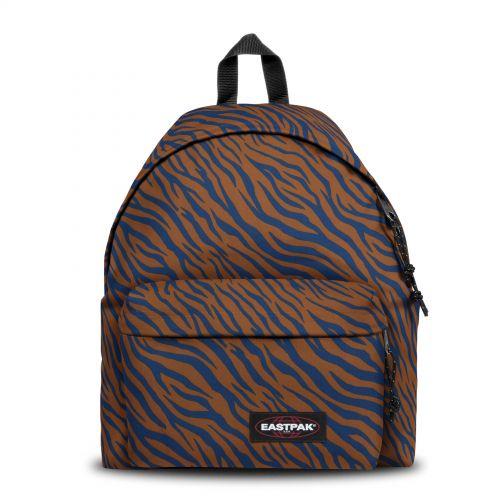 Padded Pak'R® Safari Zebra Default Category by Eastpak