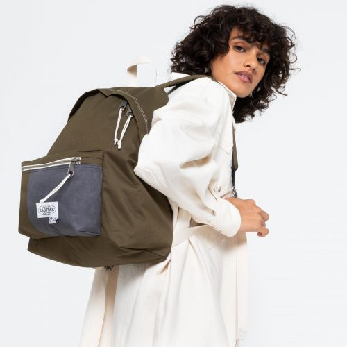 Recycled Padded Pak'R® SR+ Army Default Category by Eastpak