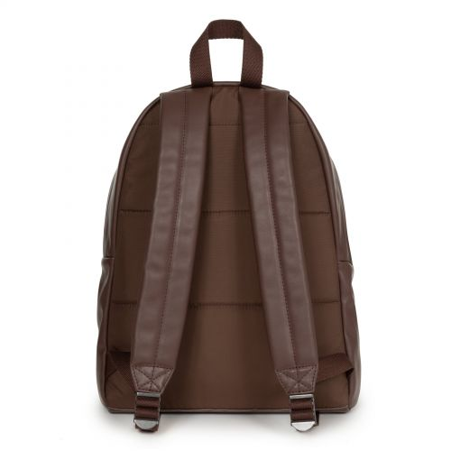 Padded Pak'R® Brown Authentic Leather Default Category by Eastpak