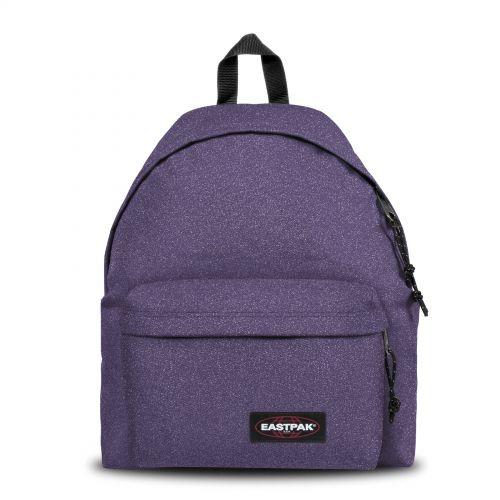 Padded Pak'R® Glitgrape Backpacks by Eastpak