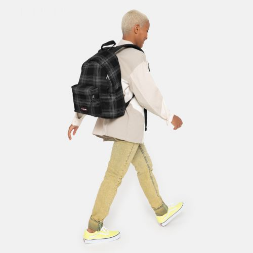 Padded Pak'R® Checked Dark Backpacks by Eastpak - view 15