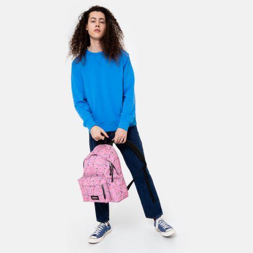 Padded Pak'R® Herbs Pink Backpacks by Eastpak - view 17