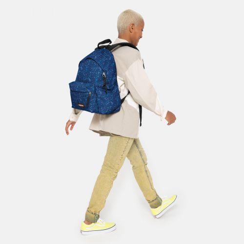 Padded Pak'R® Herbs Navy Backpacks by Eastpak - view 15