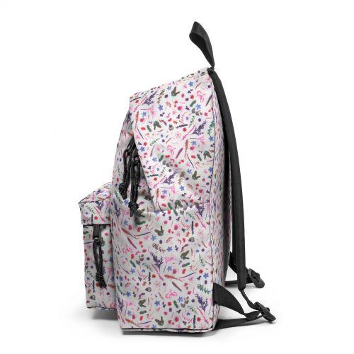 Padded Pak'R® Herbs White Backpacks by Eastpak