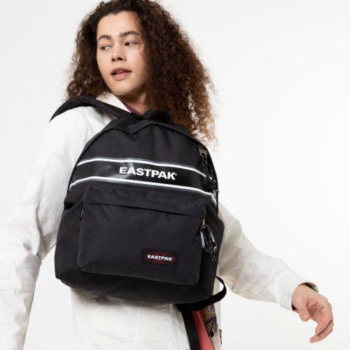 Padded Pak'R® Black Snap Backpacks by Eastpak
