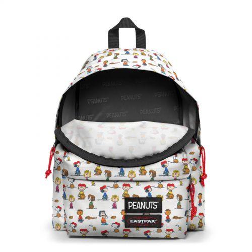 Padded Pak'R® Peanuts Basebal Backpacks by Eastpak