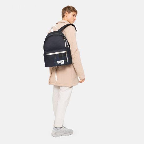 Padded Pak'R® Sr+ Navy Backpacks by Eastpak