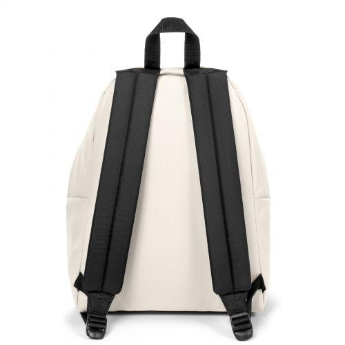Padded Pak'R® Clarity White Backpacks by Eastpak