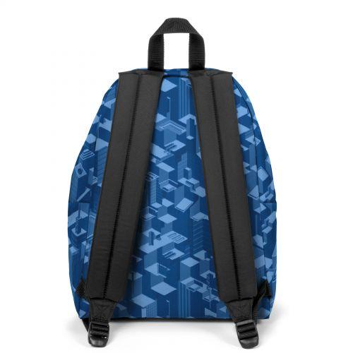 Padded Pak'R® Pixel Blue Backpacks by Eastpak