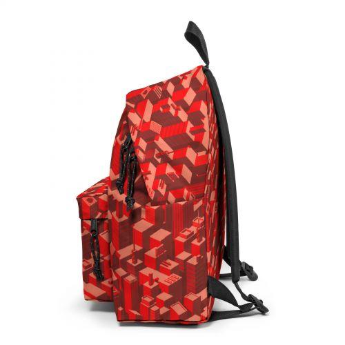 Padded Pak'R® Pixel Red Backpacks by Eastpak
