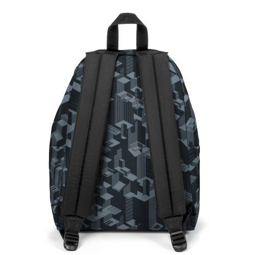 Padded Pak'R® Pixel Black Backpacks by Eastpak