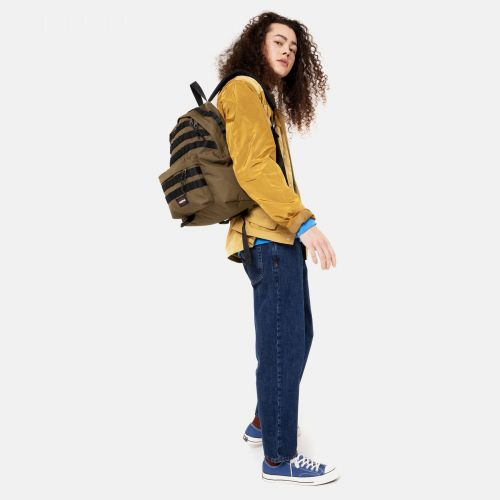 Padded Pak'R® Strapped Army O Backpacks by Eastpak