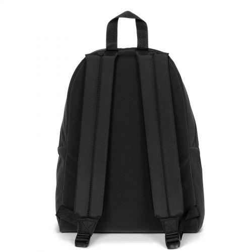Padded Pak'R® Smooth Black Backpacks by Eastpak