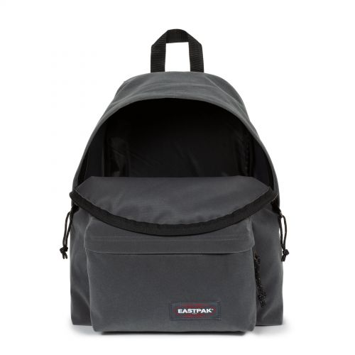 Padded Pak'R® Smooth Iron Backpacks by Eastpak