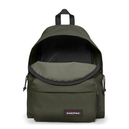 Padded Pak'R® Crafty Olive Backpacks by Eastpak