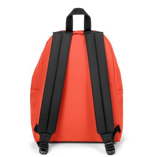 Padded Pak'R® Realgar Orange Backpacks by Eastpak