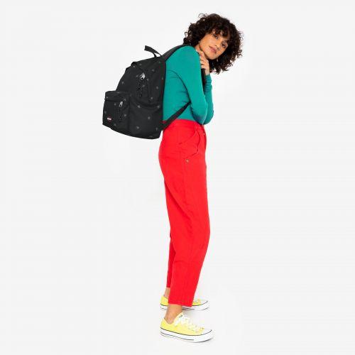 Padded Pak'R® Line Black Backpacks by Eastpak - view 15