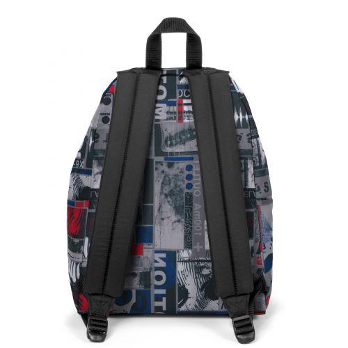 Padded Pak'R® Reverb Red Backpacks by Eastpak
