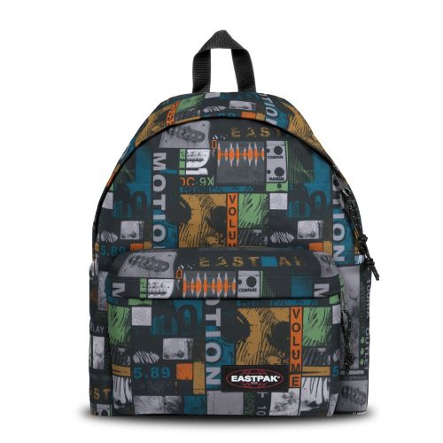 Padded Pak'R® Reverb Green Backpacks by Eastpak