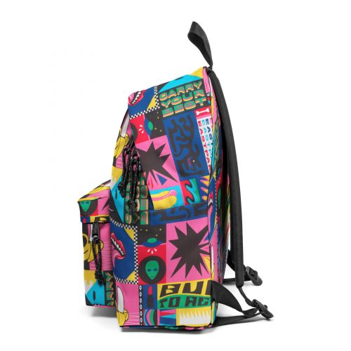 Padded Pak'R® Wall Art Funk Backpacks by Eastpak