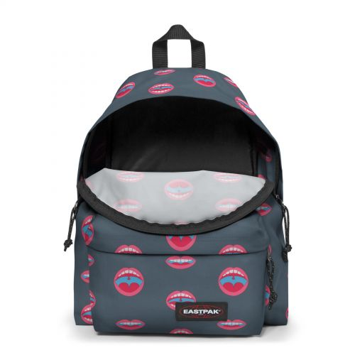 Padded Pak'R® Wall Art Mouth Backpacks by Eastpak