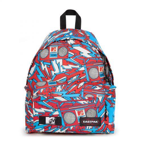 PADDED PAK'R MTV White Backpacks by Eastpak - view 1