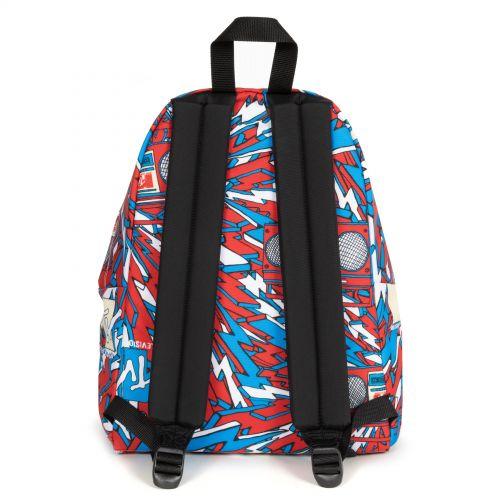 PADDED PAK'R MTV White Backpacks by Eastpak - view 4