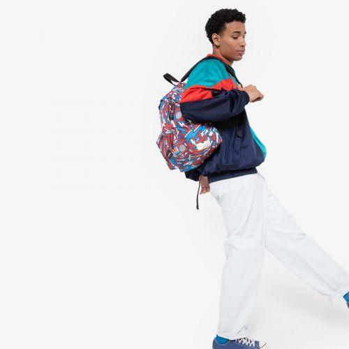 PADDED PAK'R MTV White Backpacks by Eastpak - view 18
