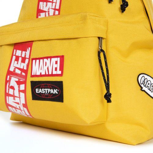 Padded Pak'R® Marvel Yellow Marvel by Eastpak