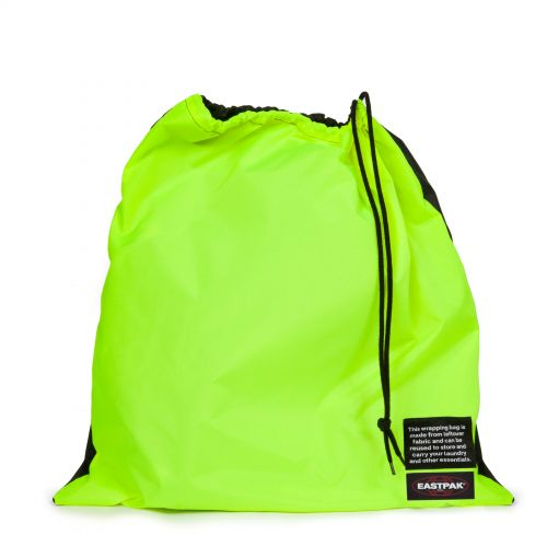 Re-built: Recycled Padded Pak'r®Sailor Red/Fluo Flower Backpacks by Eastpak - view 10